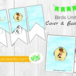 Birds Unit Cover & Banner