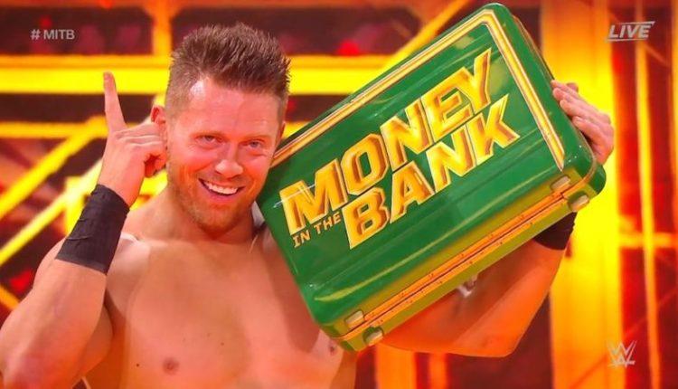 ميز سيد حقيبة موني ان ذا بنك 2020