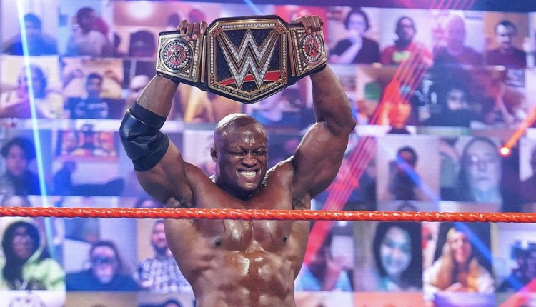 بوبي لاشلي بطل الإتحاد 2021