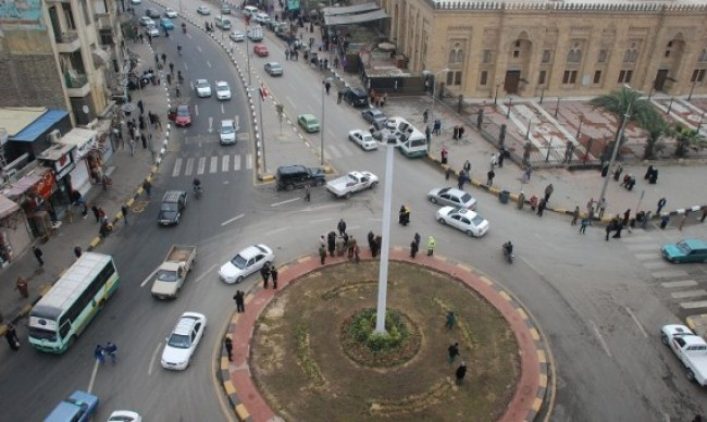 ميدان مسجد السيدة زينب