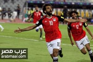 مباراة مصر والكونغو فى تصفيات كأس العالم 2018 روسيا | شبكة عرب مصر