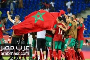 مباراة المغرب وساحل العاج فى تصفيات كأس العالم 2018 روسيا | شبكة عرب مصر