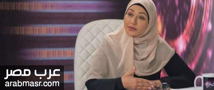 الفنانة ليلي علوي بالحجاب وتصرح انا اول محجبة بالسينما المصرية