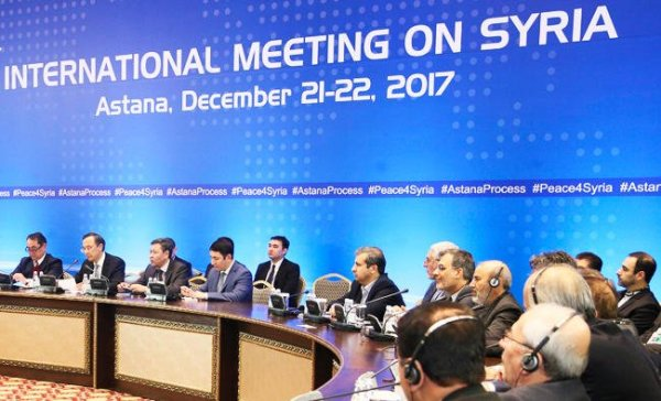 Turkey joins Russia and Iran in supporting Syria | Arab News