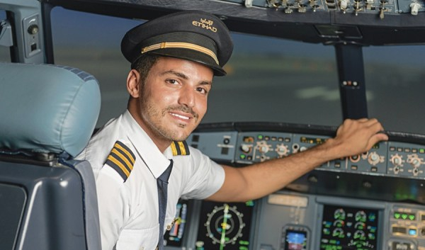Flying high as first Saudi pilot of world's largest ...