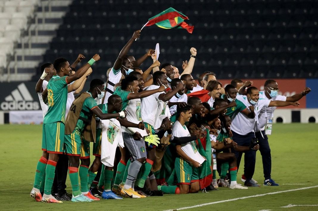 Mauritania beats Yemen 2-0 to qualify for 2021 FIFA Arab Cup