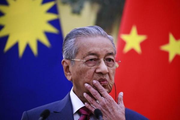 Malaysia scraps multi-billion dollar China-backed project ...