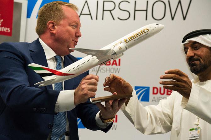Emirates trims Boeing shopping list amid 777X delays | Arab News