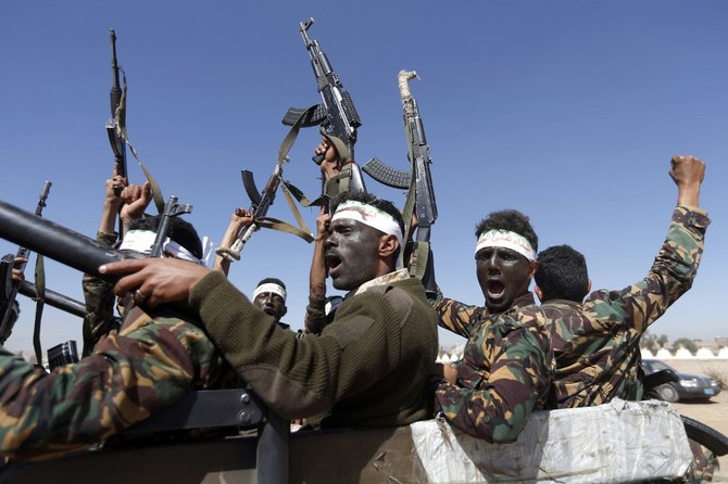 Yemen minister warns Houthis against turning country into theater ...