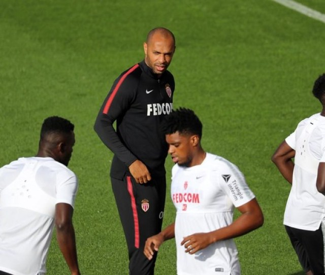 French Great Henry Set For Coaching Debut With Monaco