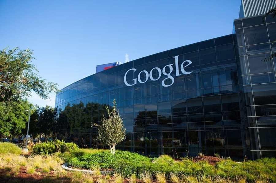 Google Manhattan Office Building New York