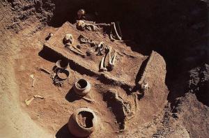 قبر روماني