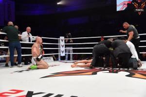 Mohammad Ghorabi Loses Via KO