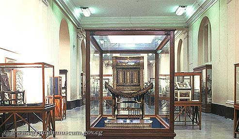 صور المتحف المصري من الداخل