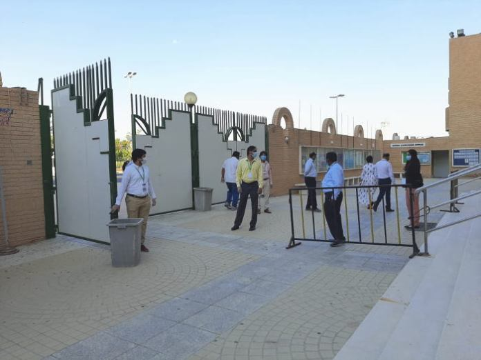 cat reopening1 Kuwait: Holy Family Cathedral re-opens after five months