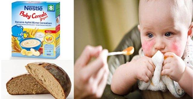 حساسية القمح عند الأطفال الرضع : أسبابها وطرق علاجها