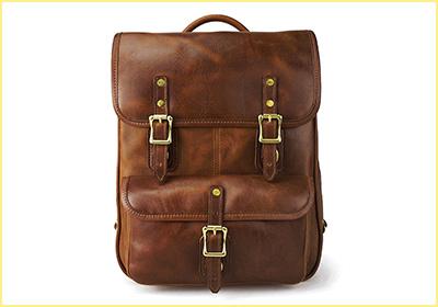 c94a70aa875e0 7- حقيبة الظهر كونتينتال من جي.دبليو.هولم ذات الجلد التراثي الامريكي