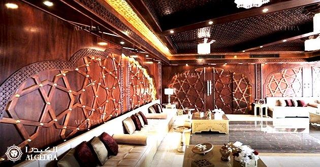 تصميم فاخر وتفاصيل لديكور كلاسيكي في تلال الإمارات من الكيدرا