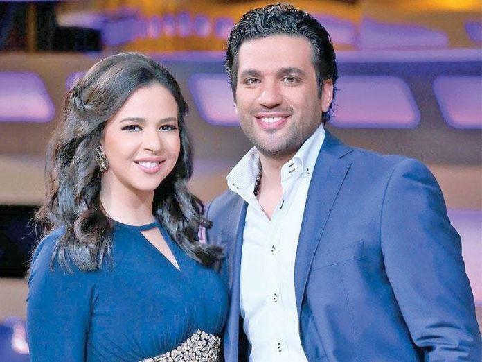 Hassan Al-Raddad and his wife Amy Samir Ghanem