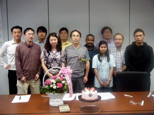 Teacher's Day, 2010