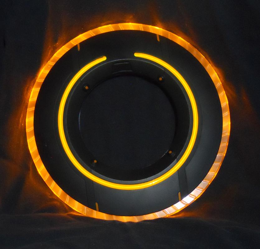 Battery Powered Art Light