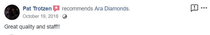 Ara Diamonds Reviews 2