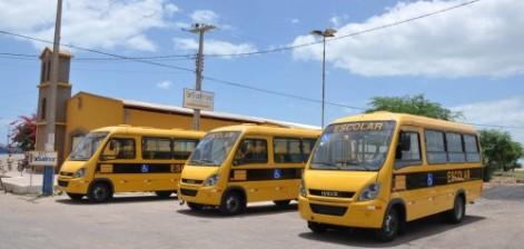 Frota atual conta com 8 ônibus