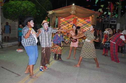 Grupo de teatro de rua