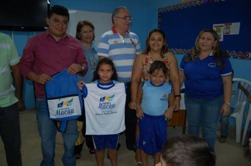 Escola Maura Bezerra - Cohab