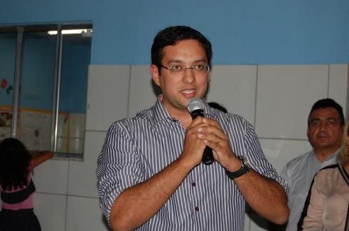 Rodrigo Aladim destaca trabalho na educação