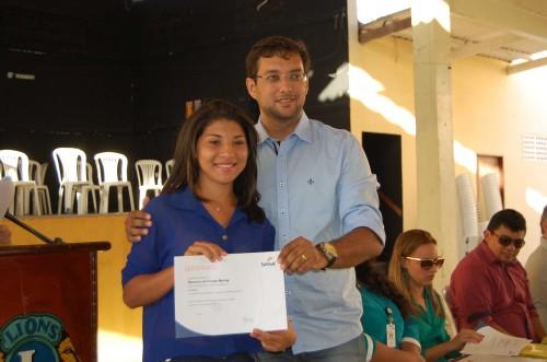 Secretário de educação Rodrigo Aladim apoia a iniciativa
