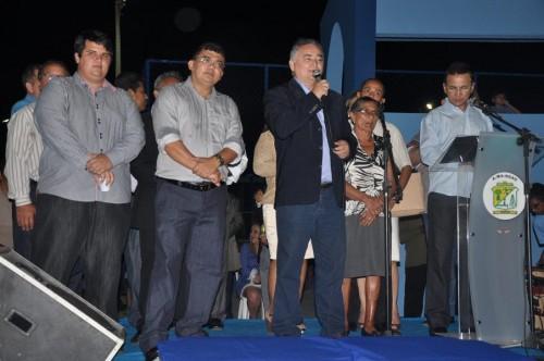 Presidente da Câmara , vereador Oscar Paulino enaltece trabalho do governo do município