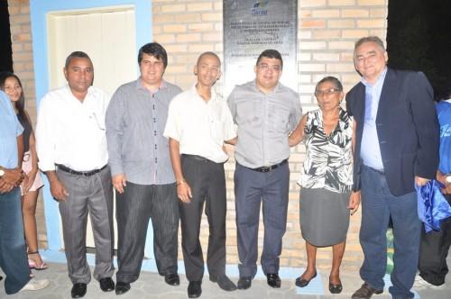 Prefeito e vereadores com familiares de Gaspar
