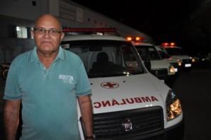 Chefe do setor de transportes, João Bosco