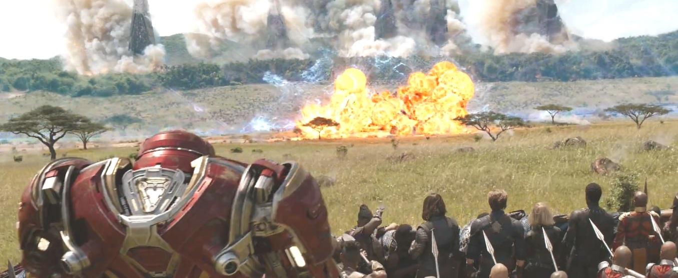 صورة فيلم Avengers: Infinity War