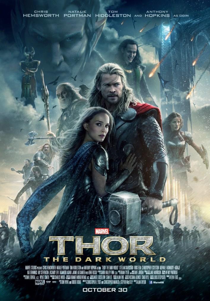 بوستر Thor: the dark world