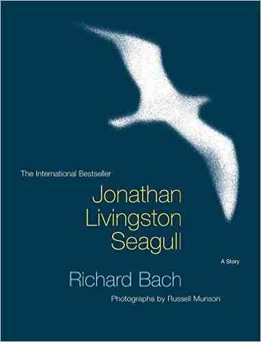 النورس جوناثان ليفنغستون - الكتب الاكثر مبيعا في التاريخ