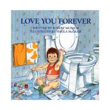 سأحبك للأبد - الكتب الاكثر مبيعا في التاريخ