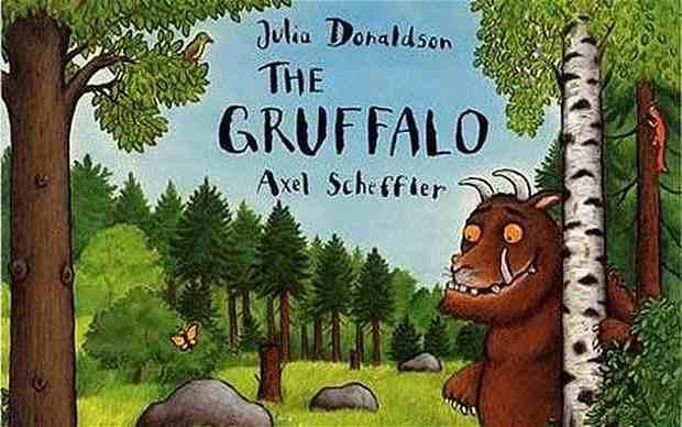 The gruffalo - الكتب الاكثر مبيعا في التاريخ