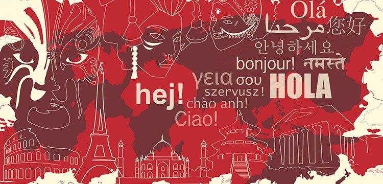 أكثر 10 لغات استخداما في العالم