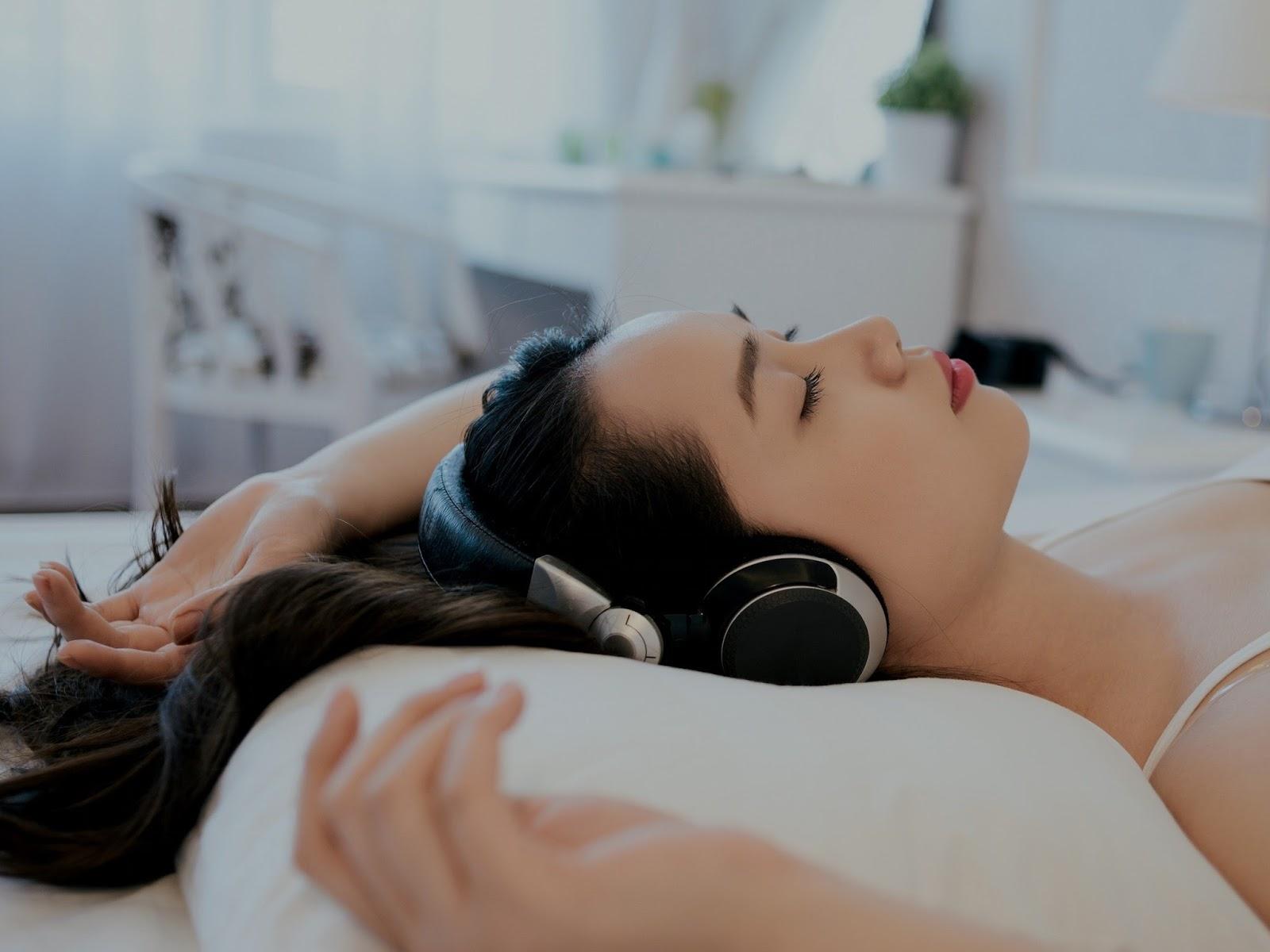 الاستماع للموسيقى في الصباح