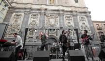 MPOLE en la Plaza del Justicia