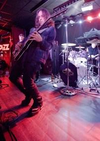 Jeff Scott Soto en la Sala López de Zaragoza el 5 de abril de 2016
