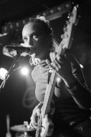Goat Girl. 13 de octubre de 2017. Foto, Ángel Burbano