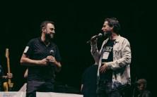David Chapín y Sergio Falces. Imposibles o Casi, Voces de Mujer. 2017. Foto de Jal Lux