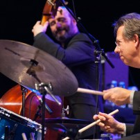 Benny Golson Quartet el 26 de noviembre de 2017 en la Sala Multiusos. Por Ángel Burbano