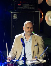 Fred Wesley el 17 de marzo de 2018 en la Sala Oasis. Por Ángel Burbano