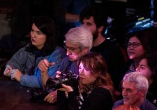 Maceo Parker el 17 de marzo de 2018 en la Sala Oasis. Por Ángel Burbano