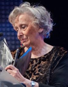 Juana de Grandes. Foto, Ángel Burbano