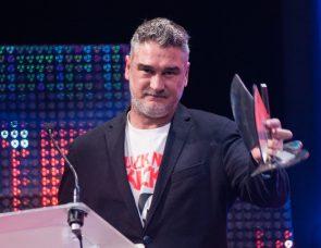 Kase.O - XIX Premios de la Música Aragonesa. Foto, Ángel Burbano
